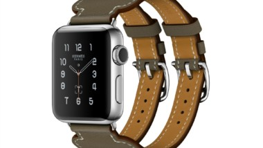 Estilo y tecnología en Apple Watch Hermès