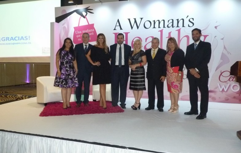 Exitoso  Woman´s Healthy Morning 2016
