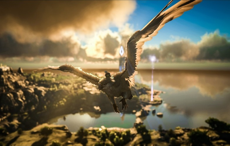 Preventa de actualización ARK: Survival Evolved para PS4