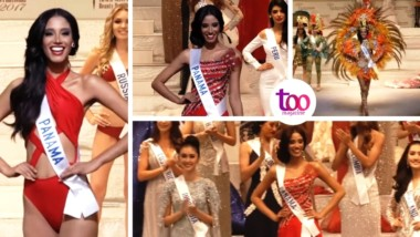Panamá clasificó en el Top 15 de Miss International