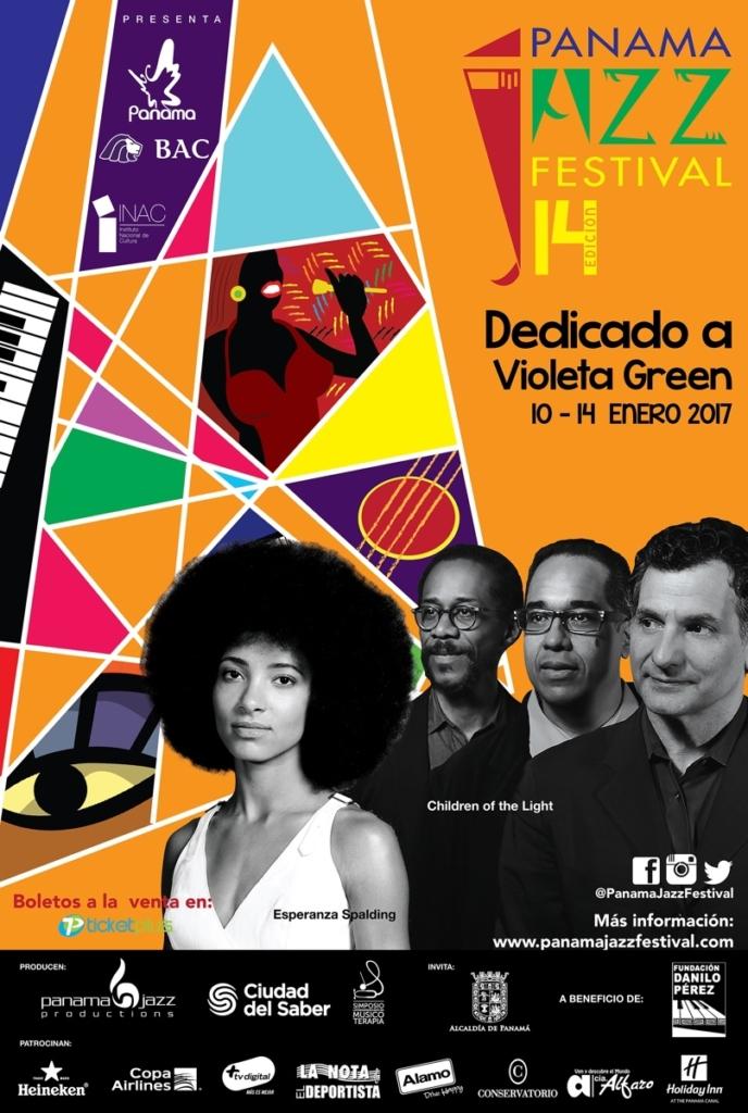 Panamá Jazz Festival 2017 - Too Magazine Panama
